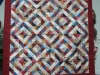 Dolly Wodin Repro Scrap Quilt