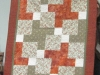 Liz Edgar Koala Bear fabric quilt