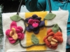 Shirley Darrow Felted purse