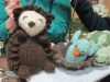 Shirley Darrow Knitted Hedgehog