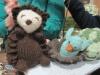 Shirley Darrow Knitted Hedgehog