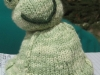 Shirley Darrow Knitted Turtle to Frog