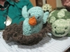 Shirley Darrow Knitted bird