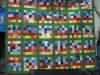 Shirley Swenson Bingo Block Quilt