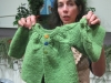 Susan Stessin Knitted Baby outfit