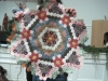 Susan Stessin Mini-Hexagon Quilt in process