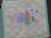 Sam Conlon Small Dog Quilt