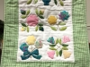 Lesley Gray-Small applique doll's quilt