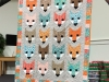 Susan Stessin-Cohn – Foxes baby quilt