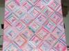 Valeria Casale Pink String Quilt