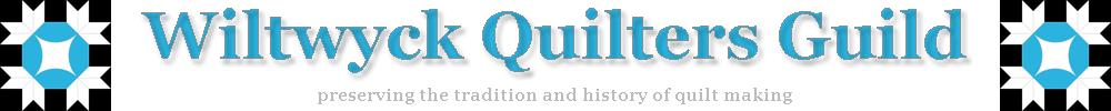 Wiltwyck Quilters Guild
