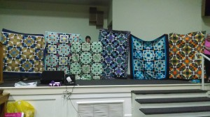 MYSTERY QUILTS JULY 2014