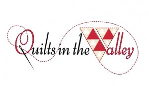 Quilts in the Valley logo