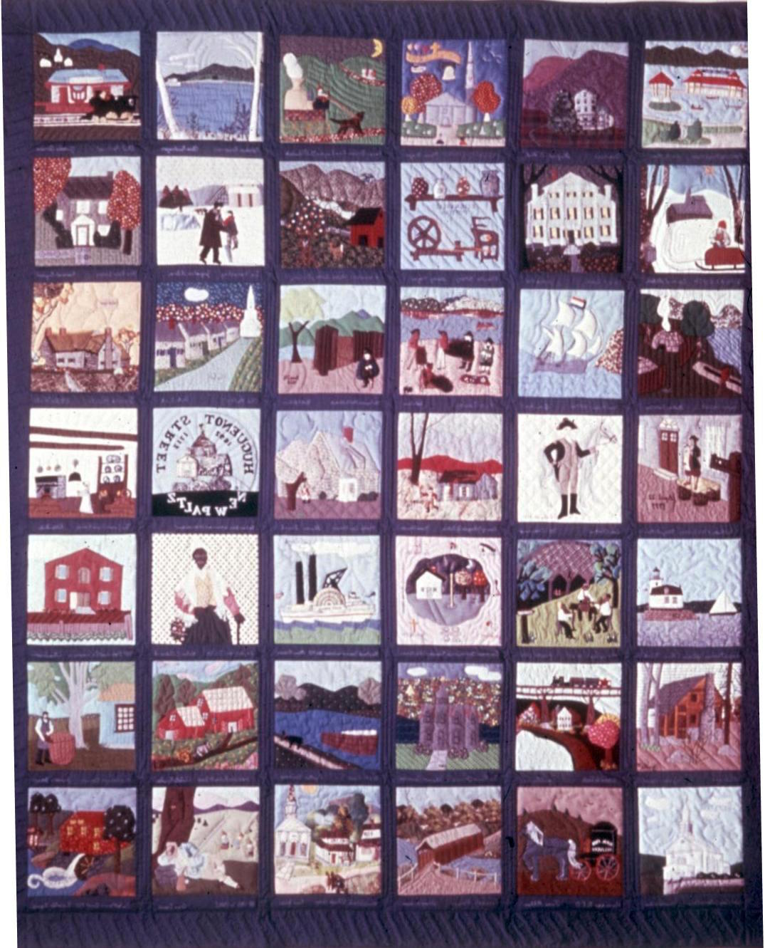 Ulster County Quilt